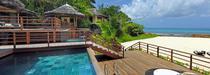 Séjour à Praslin : Villas du Lémuria Resort