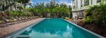 La piscine du Viroth's Hotel à Siem Reap au Cambodge