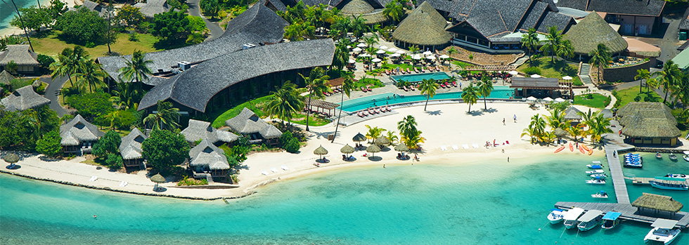 Séjour à Moorea : Intercontinental Moorea Resort & Spa
