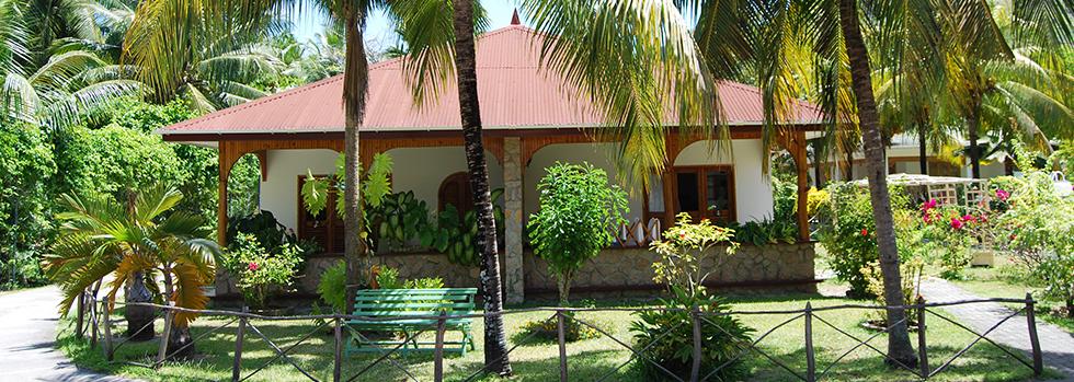 Hôtel aux Seychelles : Islander Guest House