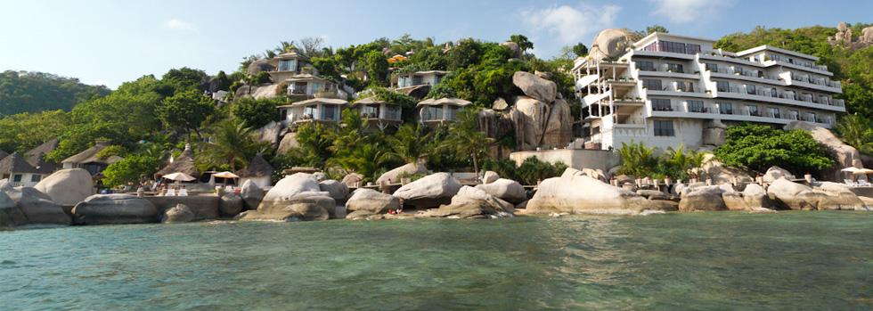 Séjour au Jamahkiri Spa Resort à Koh Tao