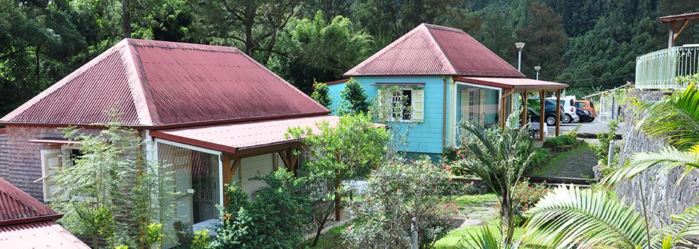 Hôtel à l'île de la Réunion : Les Jardins d'Héva