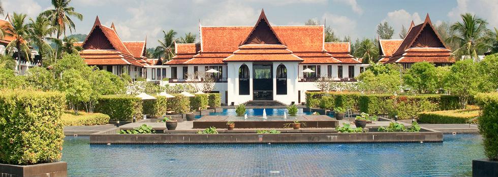 Séjour au JW Marriott Khao Lak Resort & Spa