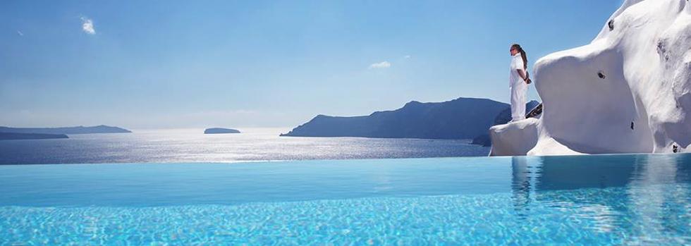 Katikies Hotel avec oovatu le spécialiste Grèce
