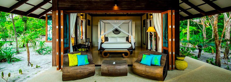 Koh Jum Beach Villa pour des vacances de rêves
