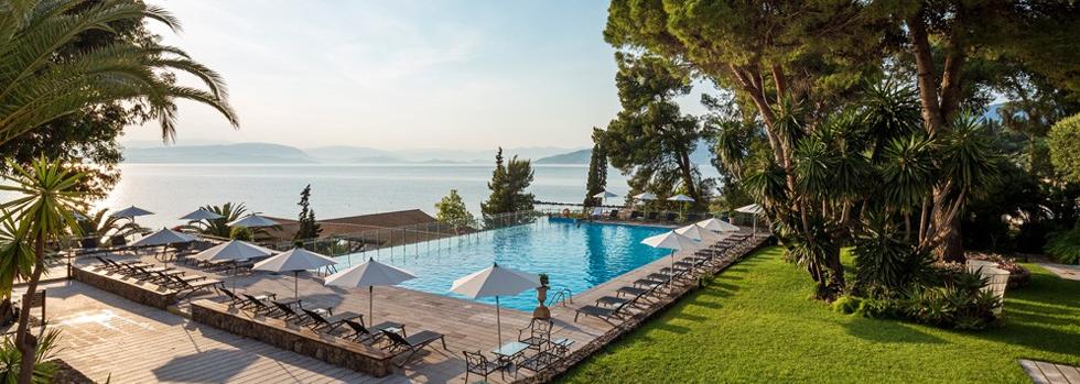 Kontokali Bay Resort & Spa à Corfou en Grèce
