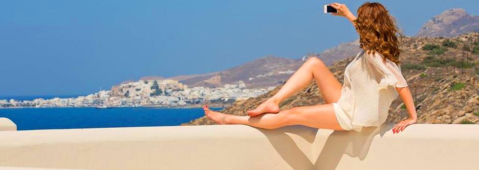 Séjour au Kouros Art Hotel en Grèce