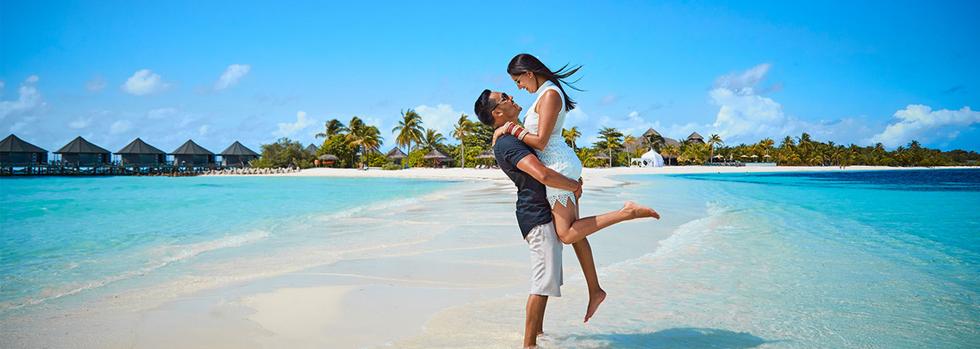 Voyage aux Maldives : Kuredu Island Resort & Spa