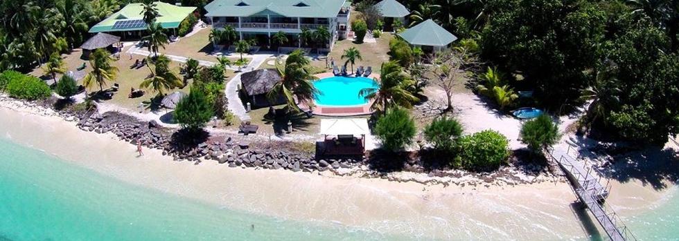 Séjour aux Seychelles : L'Habitation Cerf Island