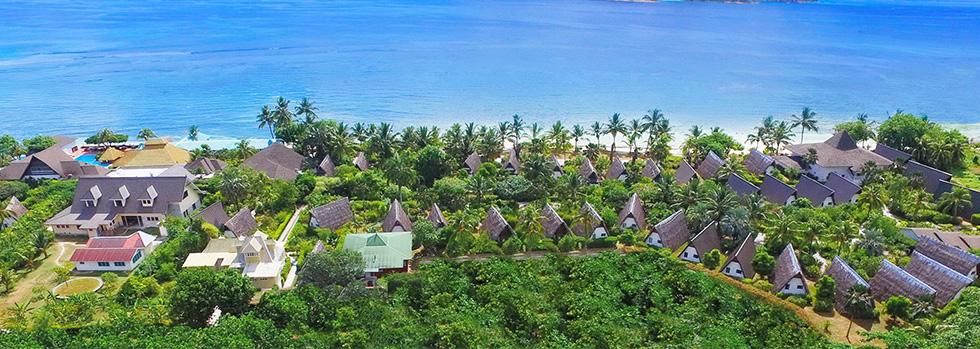 Hôtel aux Seychelles : La Digue Island Lodge