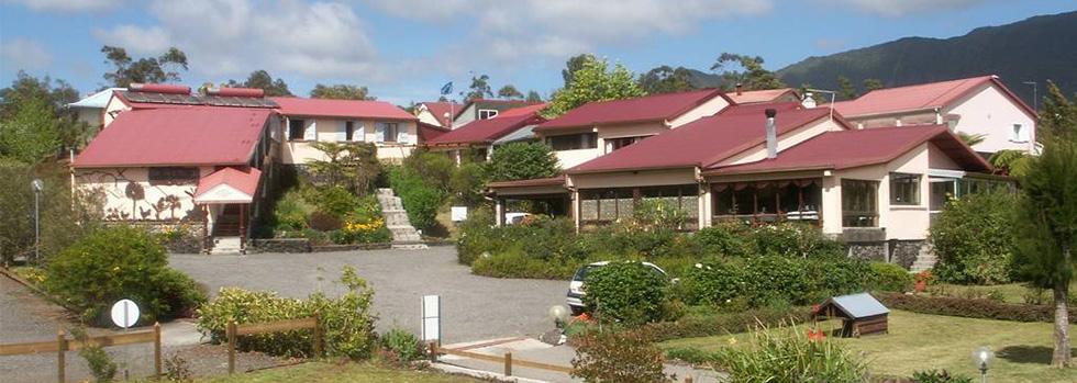 Hôtel à l'île de la Réunion : La Ferme du Pommeau