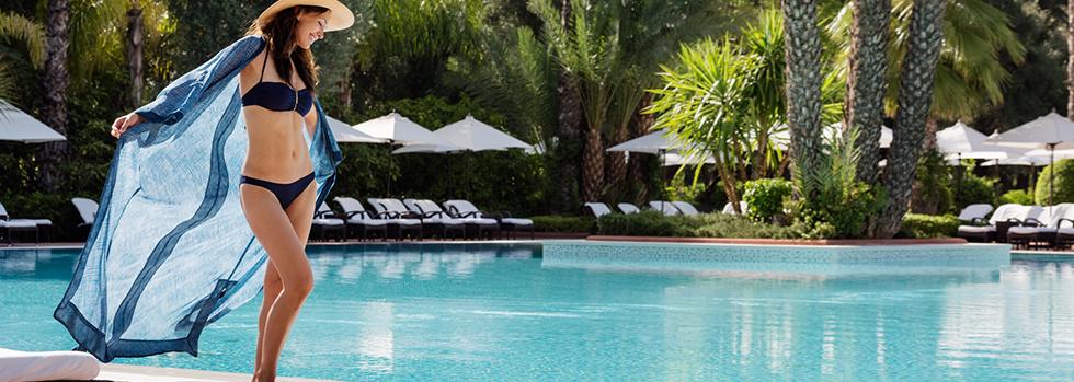 Séjour de luxe à Marrakech : La Mamounia