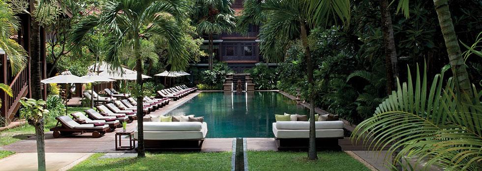Séjour à Siem Reap : Belmond La Résidence d'Angkor