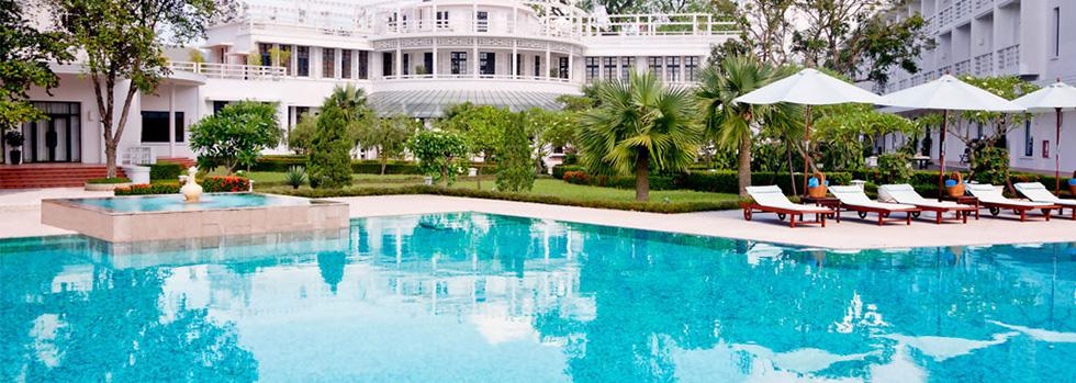 La Résidence Hotel & Spa, réservation avec oovatu