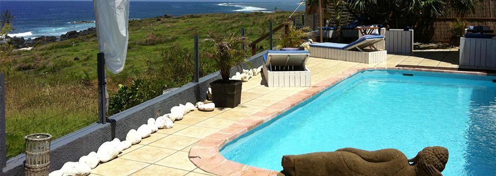 Maison d'hôtes à La Réunion : Villa Elixène