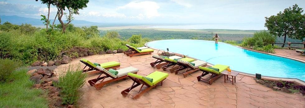 Séjour au Lake Manyara Serena Lodge