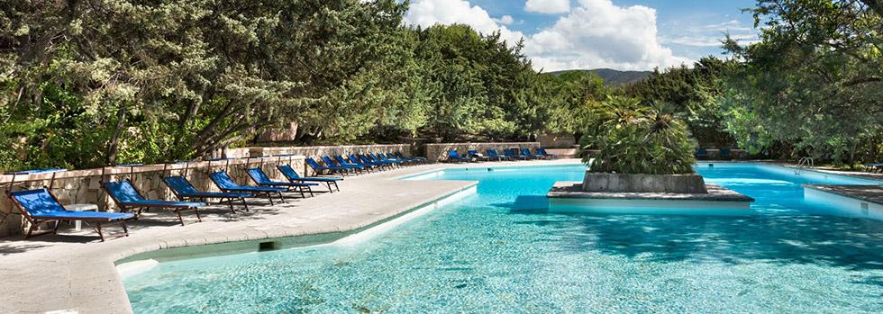 Le Dune Resort & Spa, un resort pour un voyage en famille en Sardaigne