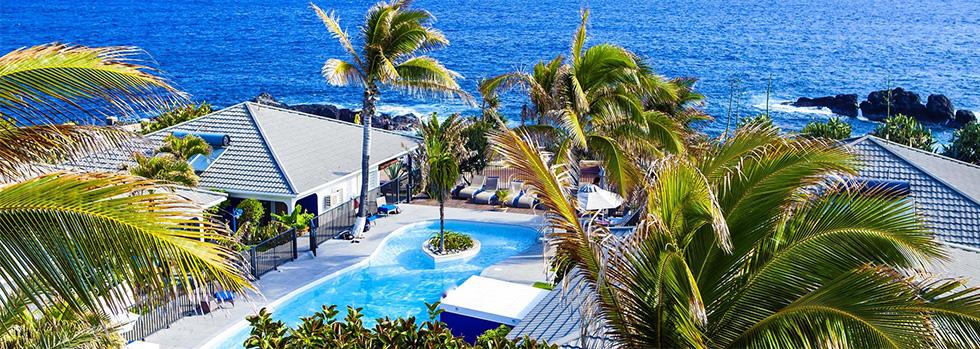 Séjour à la Réunion : Victoria Hotel