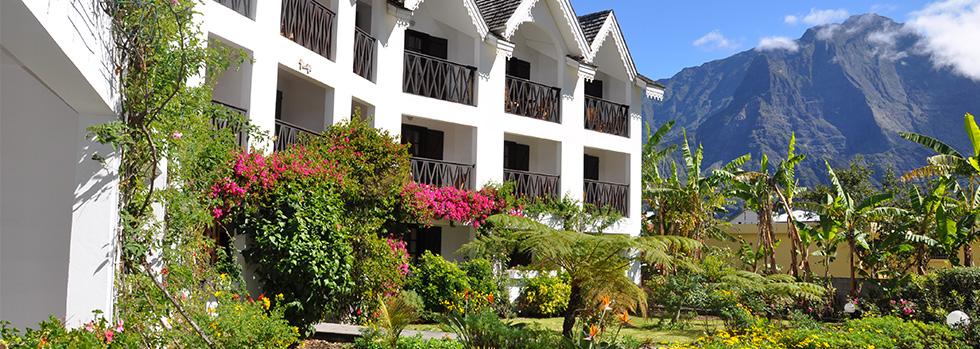 Hôtel à Cilaos : Le Vieux Cep