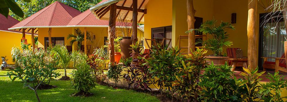 Hôtel aux Seychelles : Les Lauriers