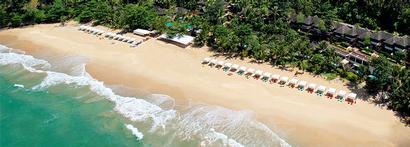 Andaman White Beach Resort Phuket pour des vacances de rêves
