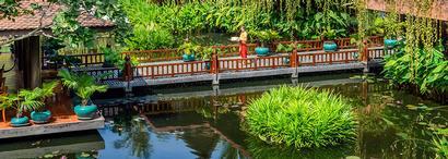 Séjour romantique à Siem Reap : Angkor Village Hotel
