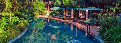 Hôtel au Cambodge : Angkor Village Resort