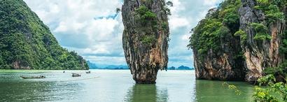 James Bond Island ©Pixabay
