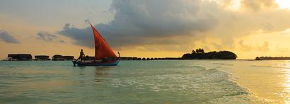Cocoa Island un hôtel de rêve aux Maldives