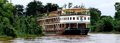 Croisière du Vietnam au Cambodge, au fil du Mékong