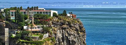 Hôtel design à Madère : Estalagem Ponta Do Sol