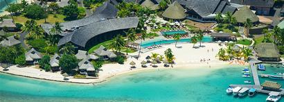 Intercontinental Moorea Resort & Spa, une adresse d'exception