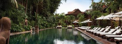 Séjour au Cambodge : Belmond La Résidence d'Angkor