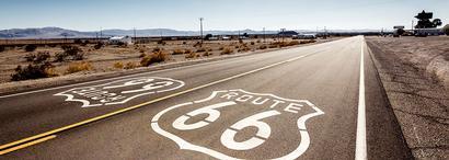 Voyage Route 66