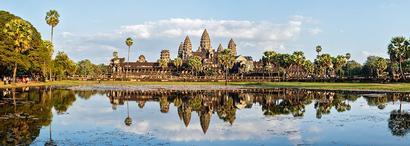 Angkor Wat au Cambodge