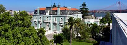 Pestana Palace Lisbonne