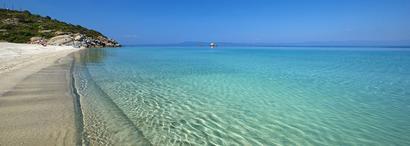 Votre voyage en Grèce au Sani Beach Club
