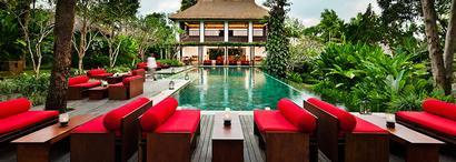 Voyage à Bali : Como Uma Ubud, un hôtel idéal pour les familles