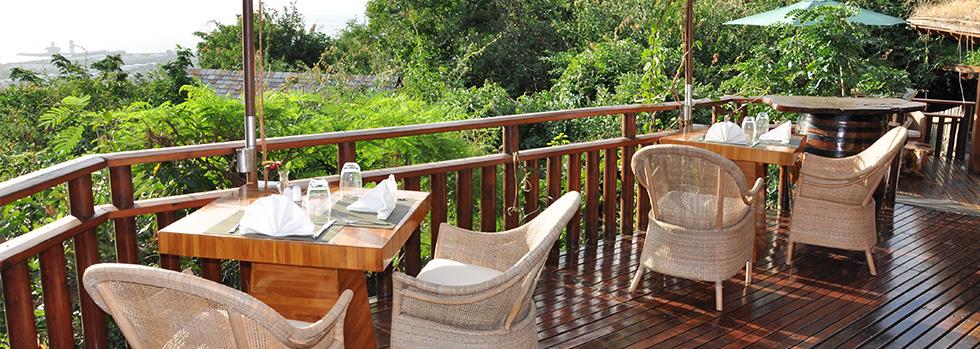 Hôtel à l'île de la Réunion : Lodge Roche Tamarin and Spa