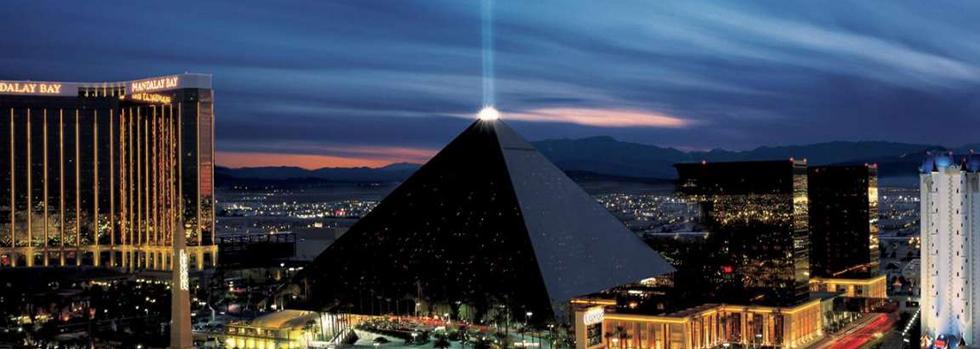 Luxury Hotel & Casino à Las Vegas
