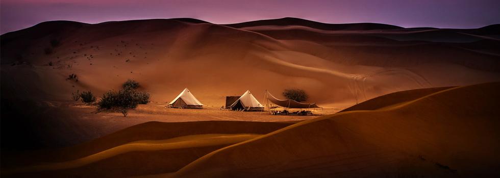 Magic Private Camps Oman