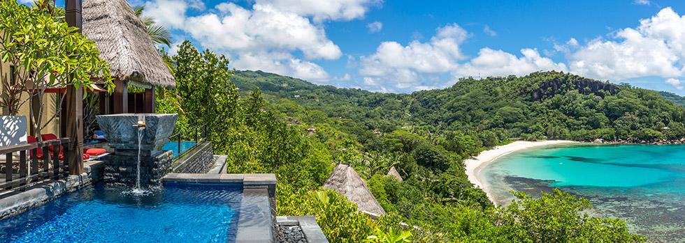 Hôtel aux Seychelles : Maia Luxury Resort & Spa