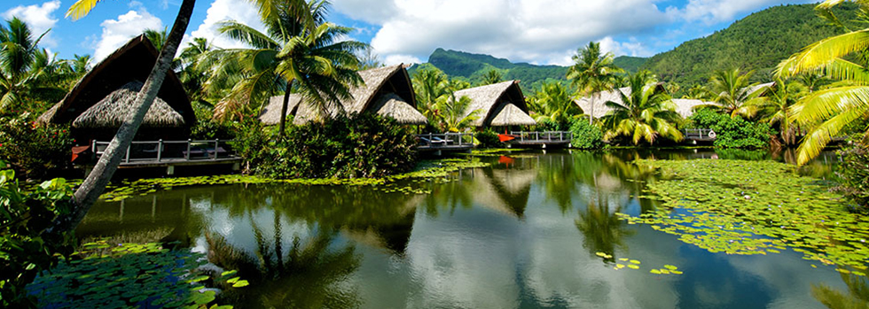 Hôtel à Huahine : Maitai Lapita Village