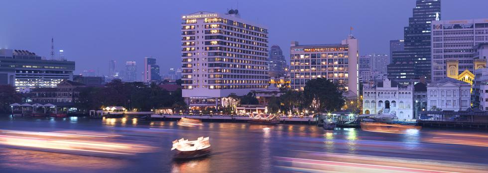 Mandarin Oriental à Bangkok