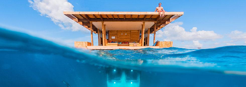 Le Manta Resort sur l'île de Pemba
