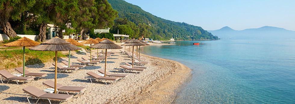 MarBella Corfu en Grèce