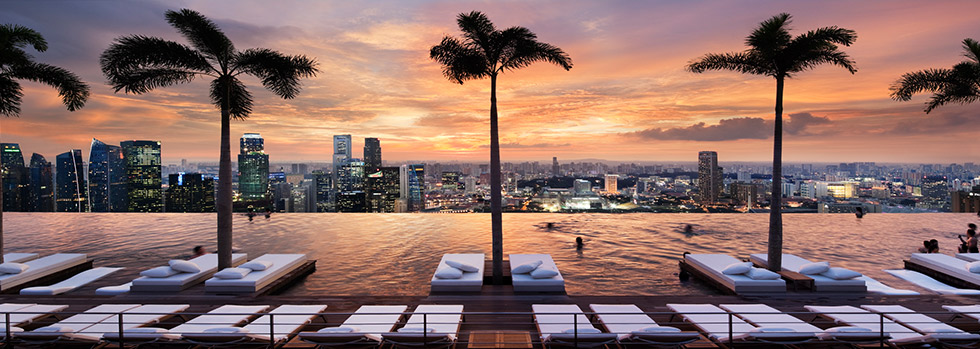 Hôtel Marina Bay Sands