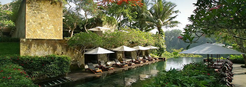 Maya Ubud Resort and Spa : au cœur de la végétation luxuriante de Bali