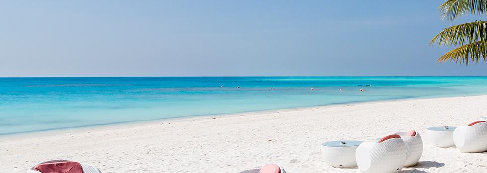 Meeru Island Resort aux Maldives