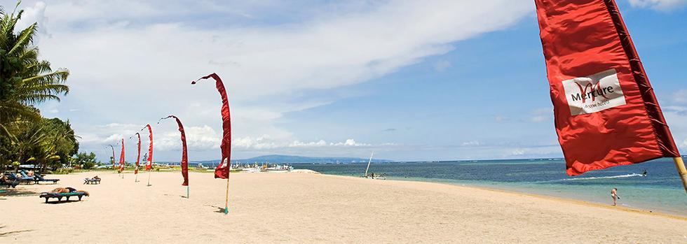 Mercure Resort Sanur : un hôtel idéal pour des vacances en famille à Bali